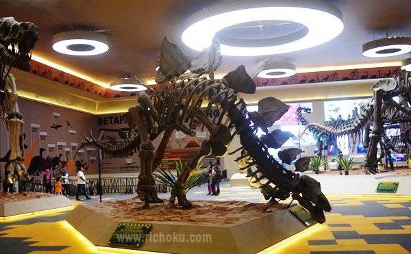 Dino Park Jatim Park 3 Wisata Batu