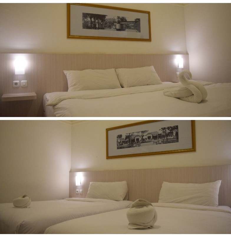 Hotel Victoria Boutique Residence Kamar