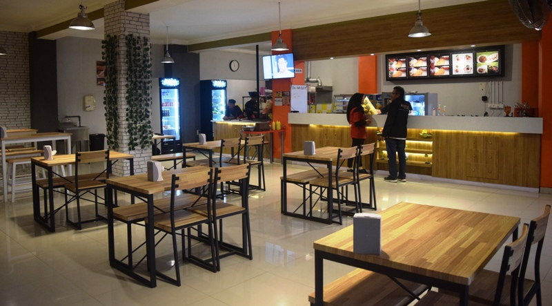 Mr. MAC Resto Malang