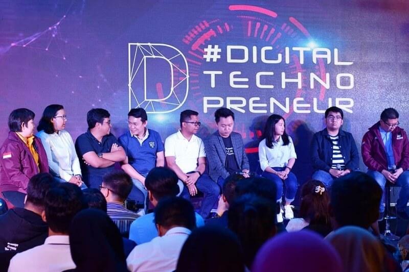 BINUS Malang Digital Technopreneur Center