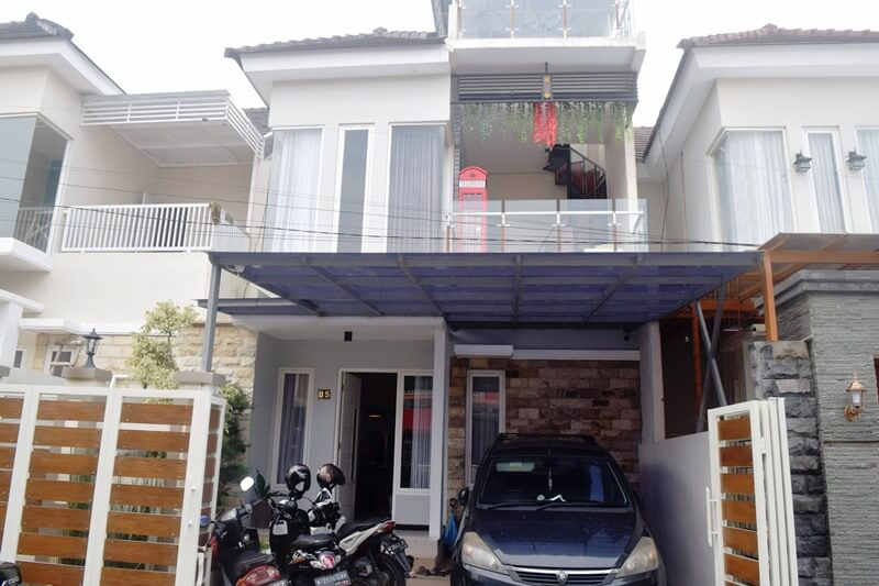 BeFive Holiday Villa Batu